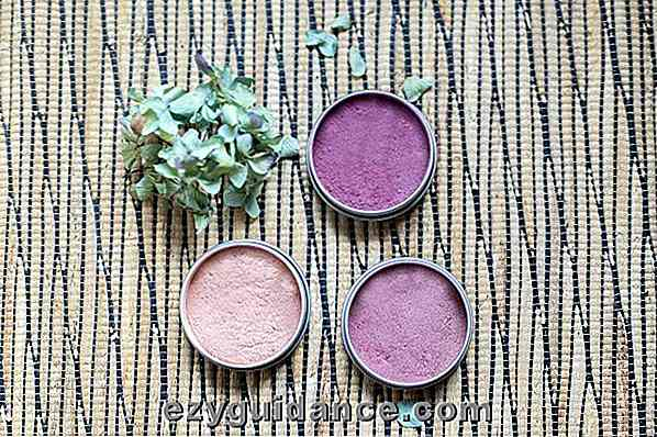 DIY Natural Blush für jeden Hautton