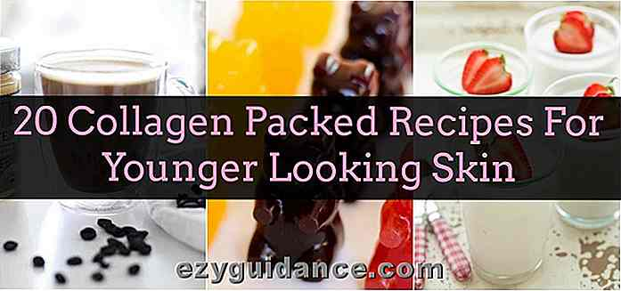 20 Kollagenpaket Recept För Yngre Looking Skin