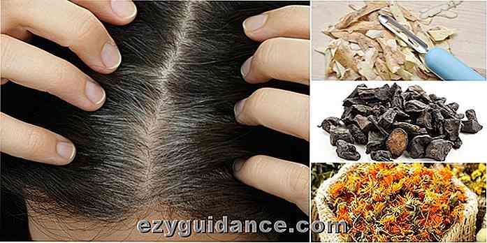 12 überraschende Hausmittel Für Graue Haare Die Wirklich