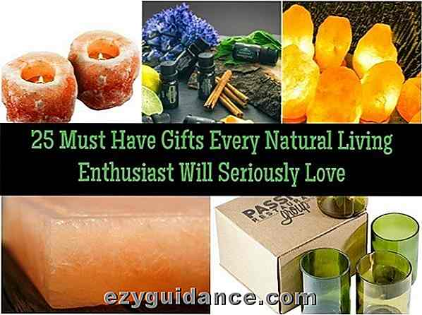 25 Must Have Gifts Every Natural Living Enthusiast Will Seriously Love