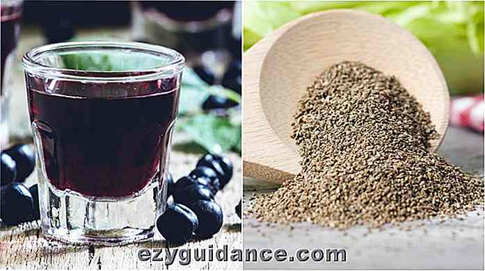 19 Top Polyphenol Foods & Drinks + Perché ne hai bisogno